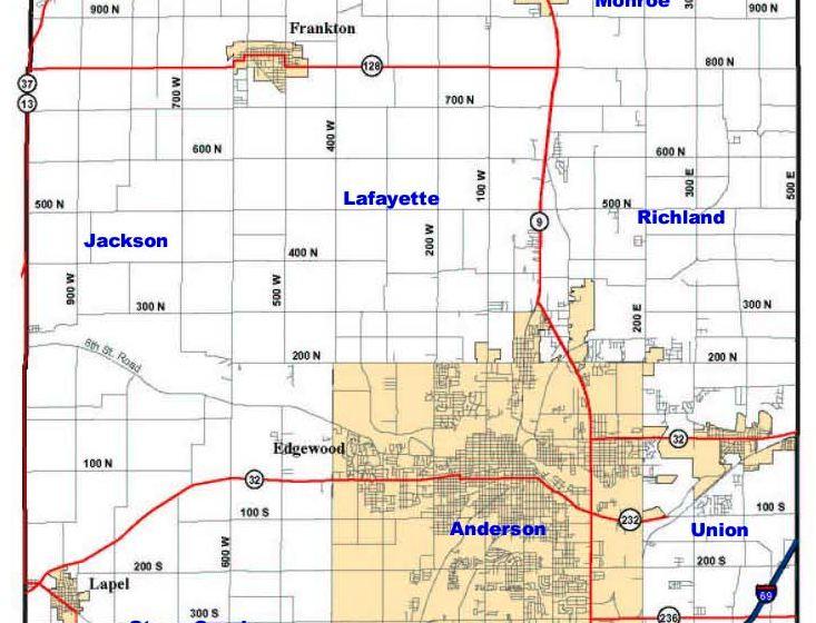 Neese Cemetery Jackson Township Madison County Indiana United